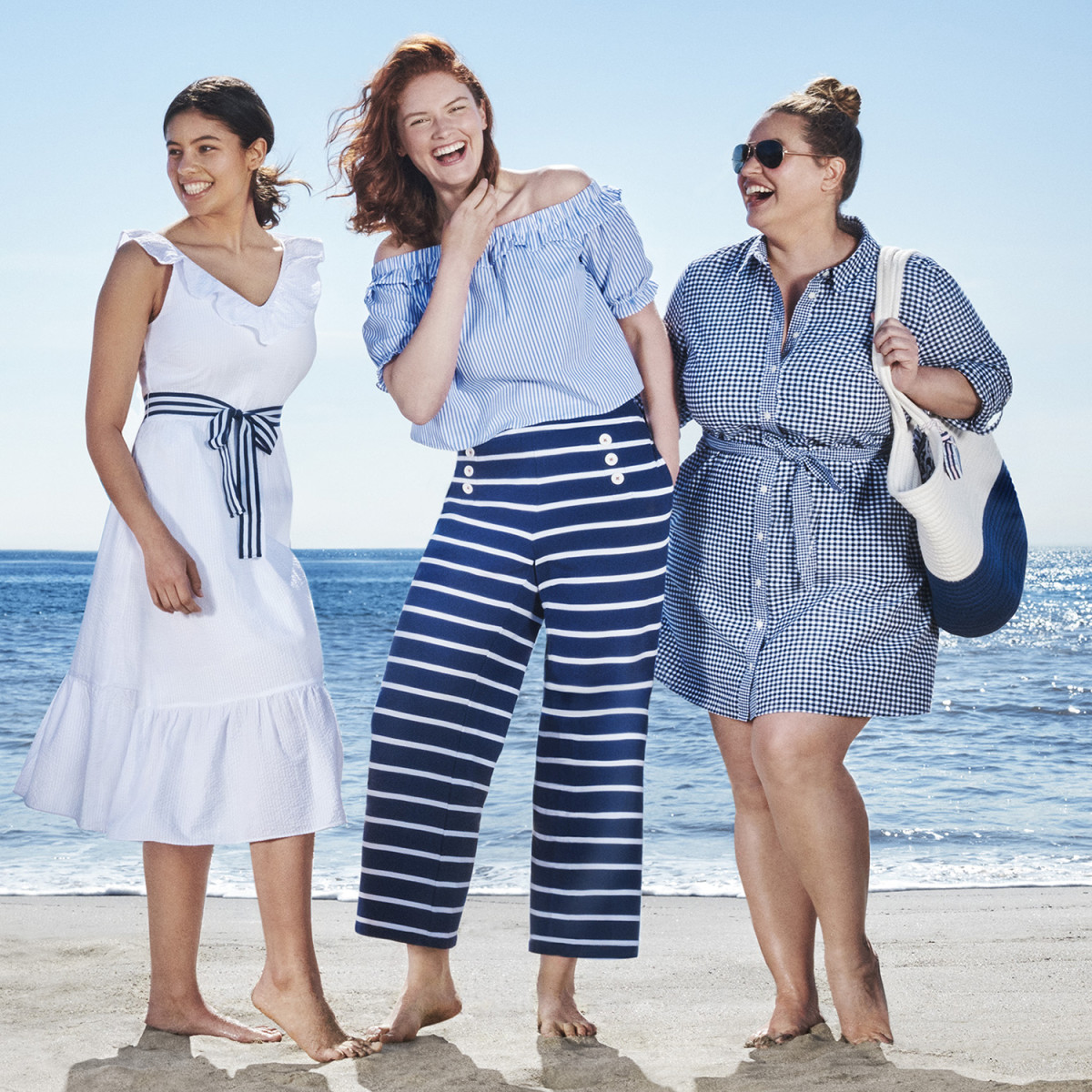 Looks from the Vineyard Vines for Target collection. Photo: Courtesy of Target