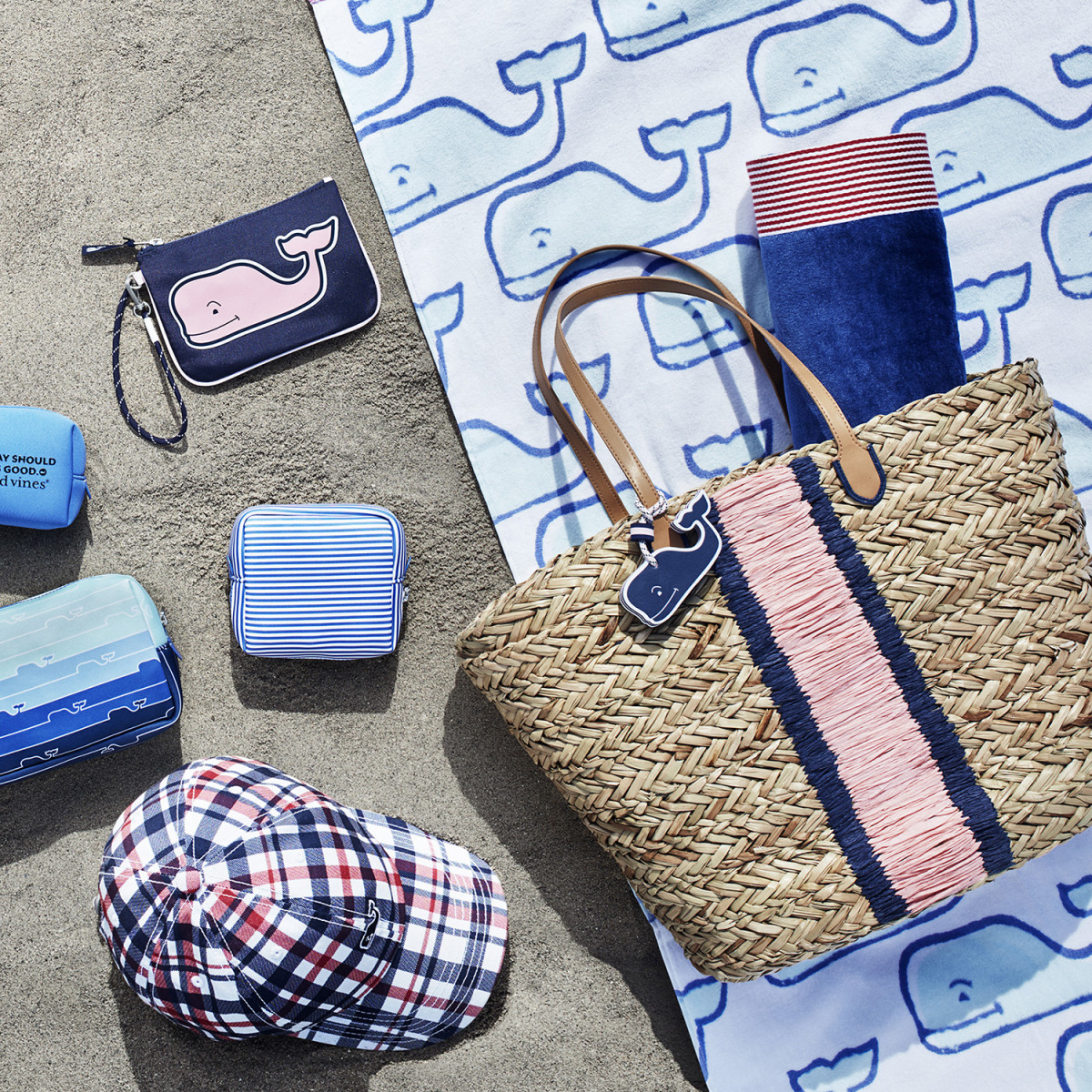Accessories from the Vineyard Vines for Target collection. Photo: Courtesy of Target