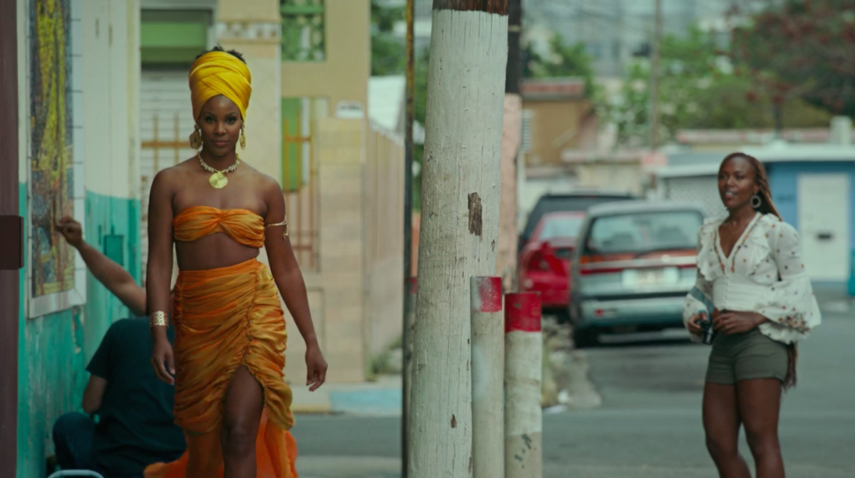 """Oshun's Daughter."" Photo: Screenshot from Netflix"