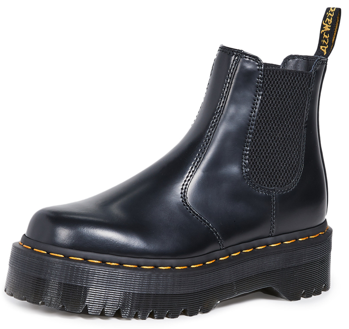 Dr. Martens 2976 Quad Chelsea Boots, $175, available here.