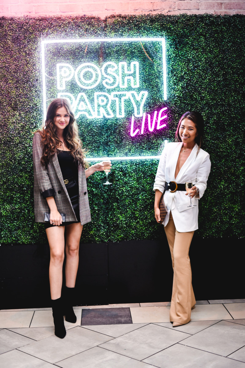 A Posh Party Live event in San Francisco. Photo: Courtesy of Poshmark