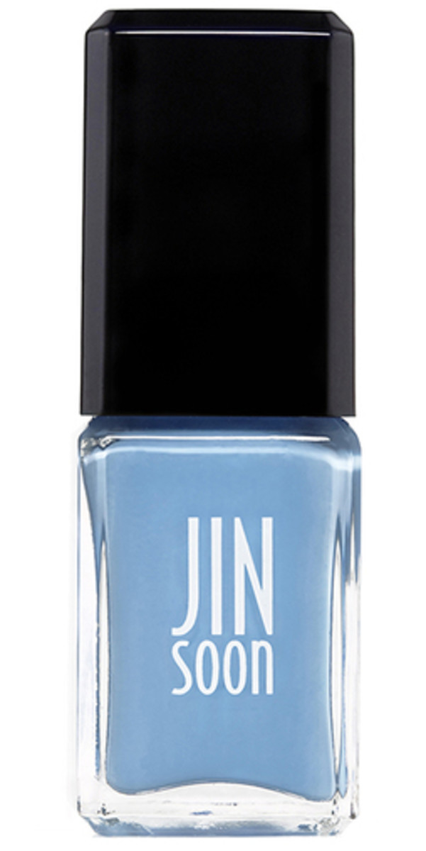Jin Soon nail polish in Aero, $18, available here.  Photo: Courtesy of Jin Soon
