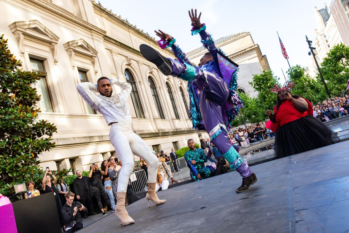 """The """"Battle of the Legends"""" Ball at The Met. Photo: Courtesy of The Met"""