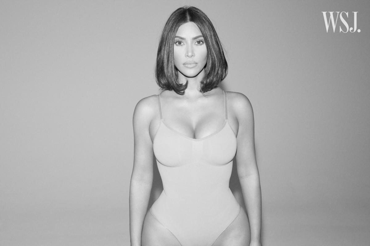 Kim Kardashian West on the WSJ. Magazine's first all-digital issue. Photo:Daniel Jackson for WSJ. Magazine