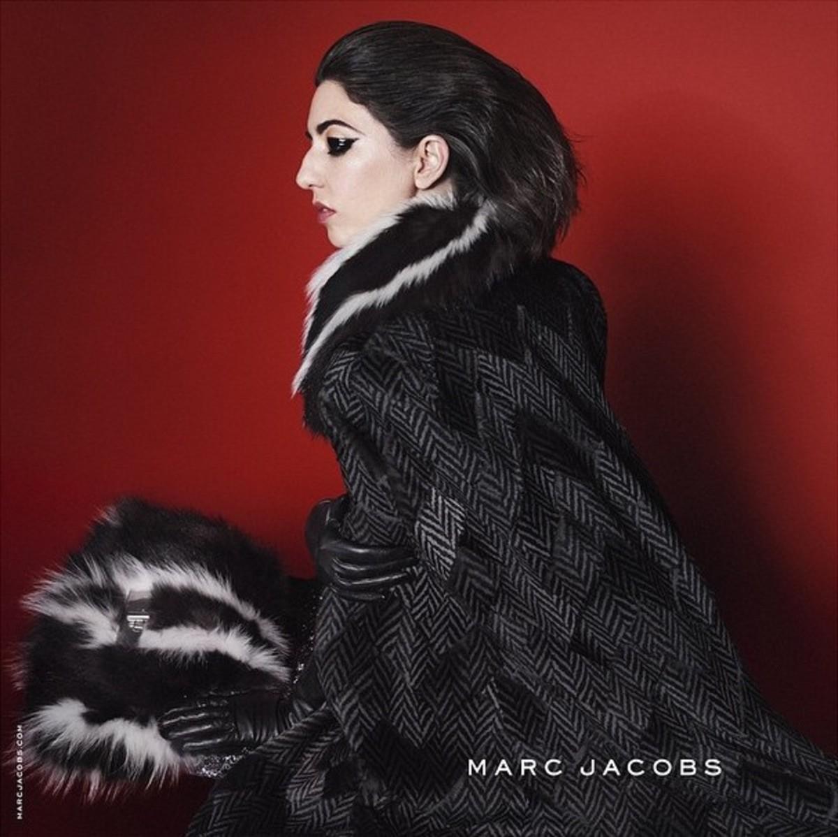 Sofia Coppola for Marc Jacobs, Fall 2015. Photo: David Sims