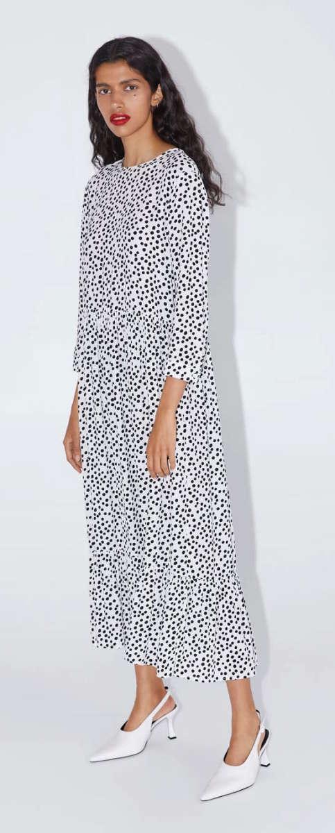 Zara Print Dress, $69.90, available here.