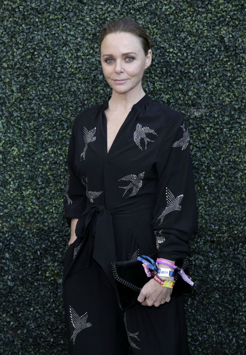 Stella McCartney. Photo: John Phillips/Getty Images
