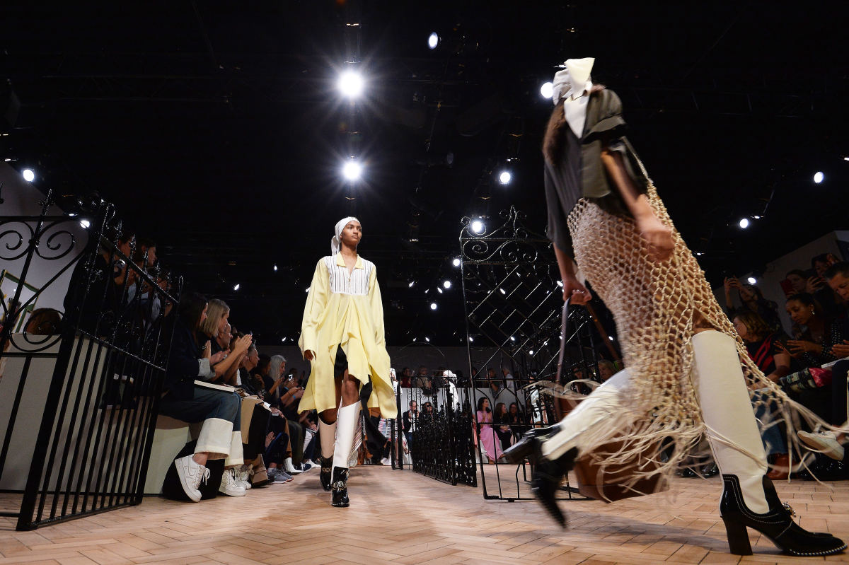 Photo: Jeff Spicer/Getty Images for JW Anderson