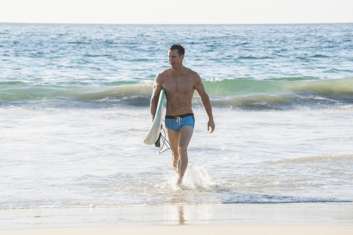 Logan Echolls (Jason Dohring). WHY, ROB, WHY? Photo: Michael Desmond/Courtesy of Hulu