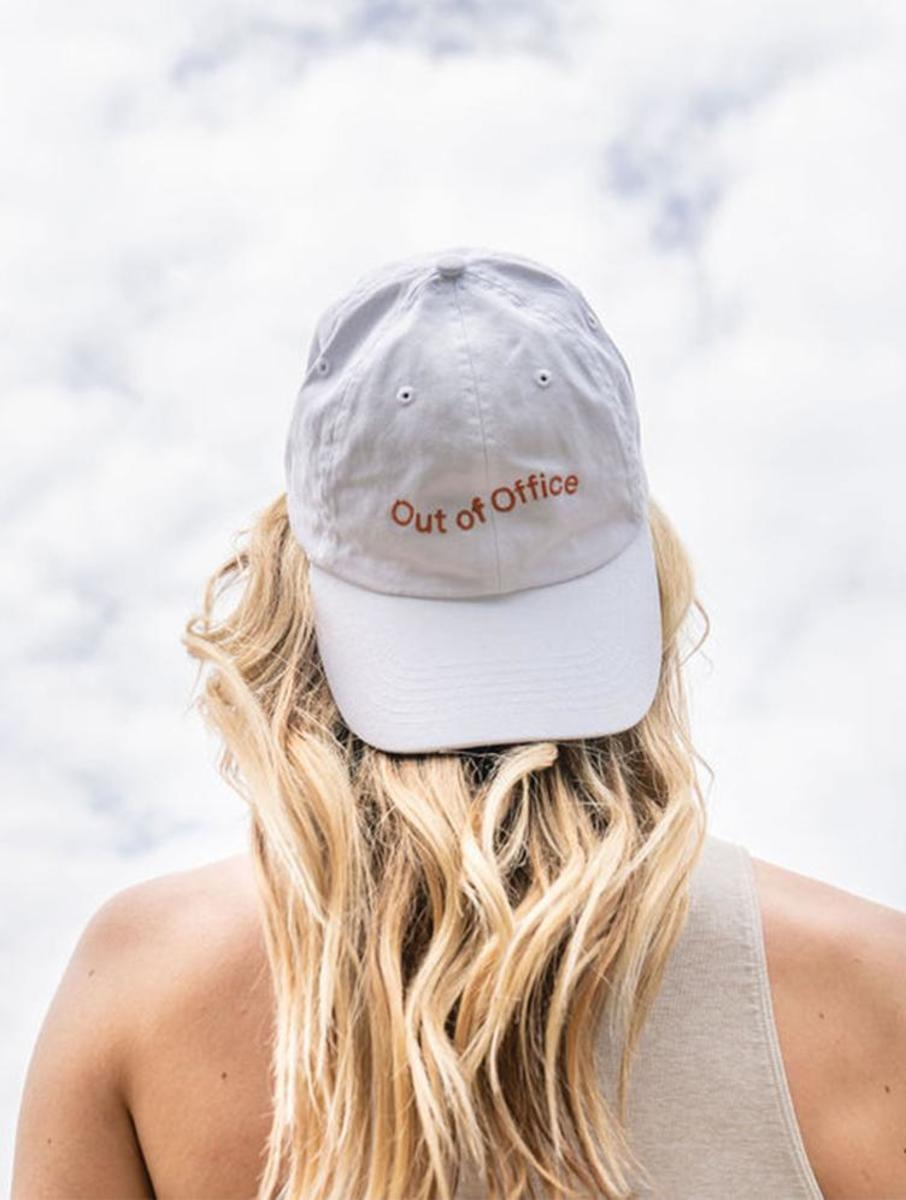 Kinfield OOO Hat, $28, available here. Photo: Courtesy