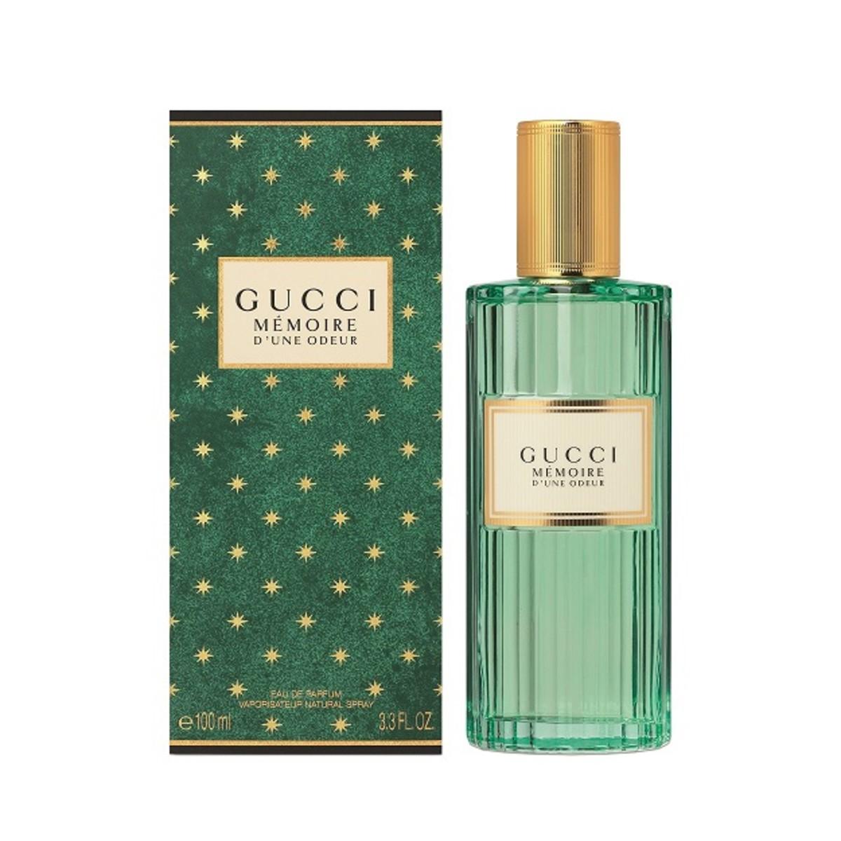 Gucci Mémoire d'une Odeur. Photo: Courtesy
