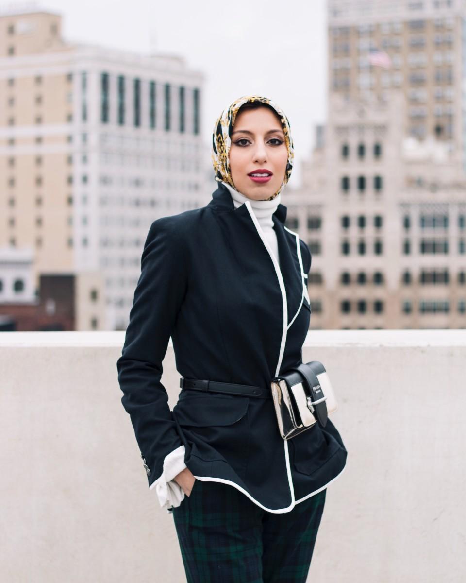 Melanie Elturk. Photo: Courtesy of Haute Hijab