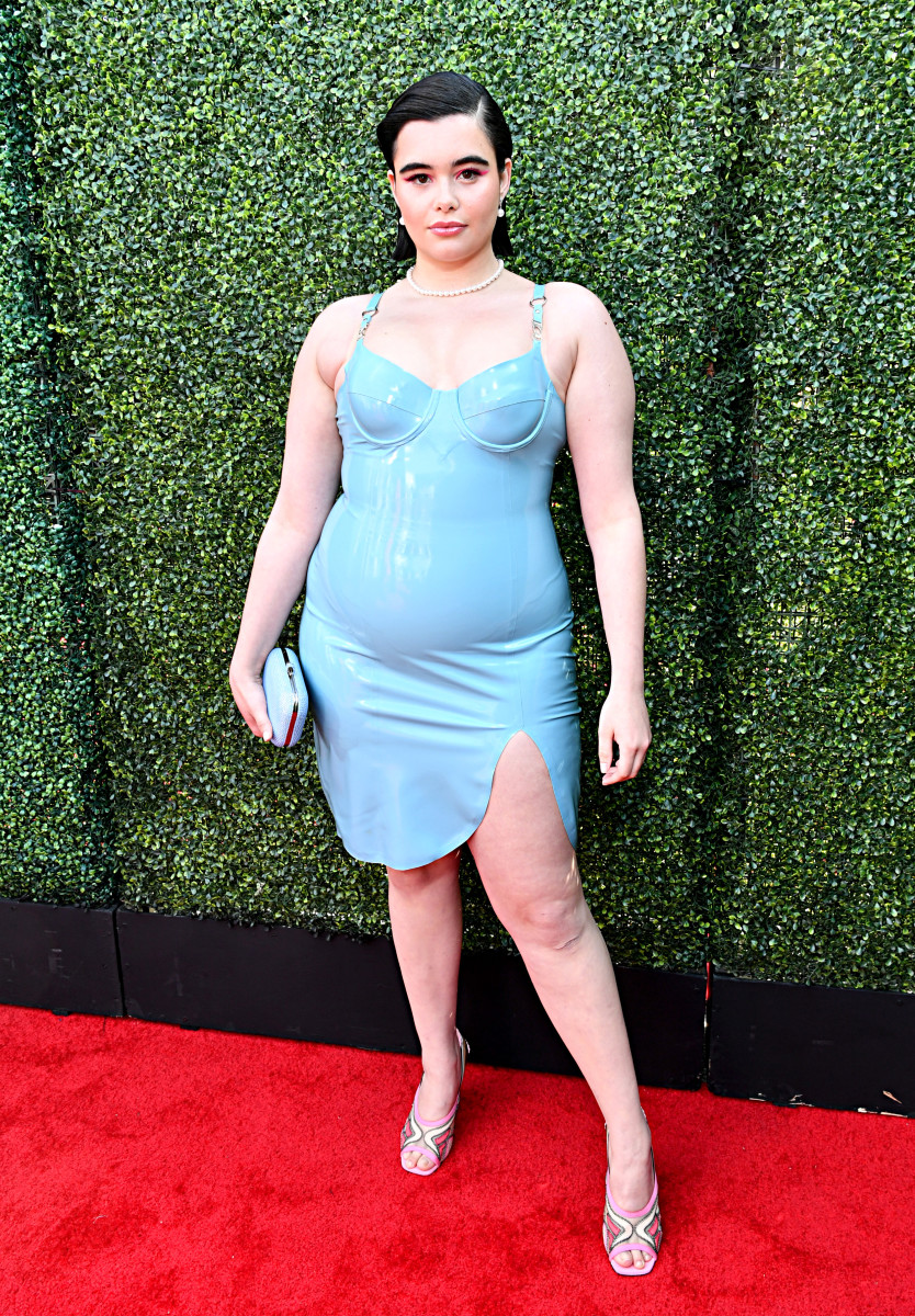 Barbie Ferreira at the 2019 MTV Movie and TV Awards. Photo: Emma McIntyre/Getty Images for MTV