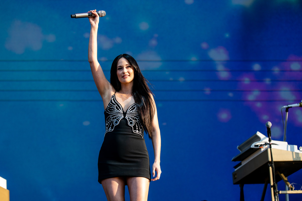 Kacey Musgraves at the Lollapalooza Music Festival in Chicago, Illinois. Photo: Josh Brasted/FilmMagic