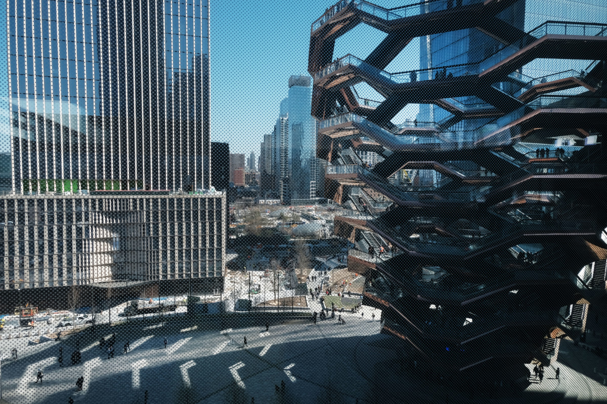 The Shed at Hudson Yards. Photo: Spencer Platt/Getty Images