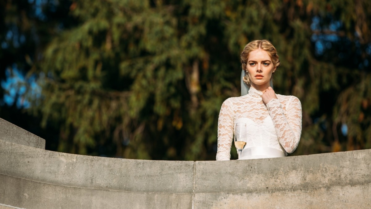 The Ready Or Not Wedding Dress Was Inspired By Commoners Turned