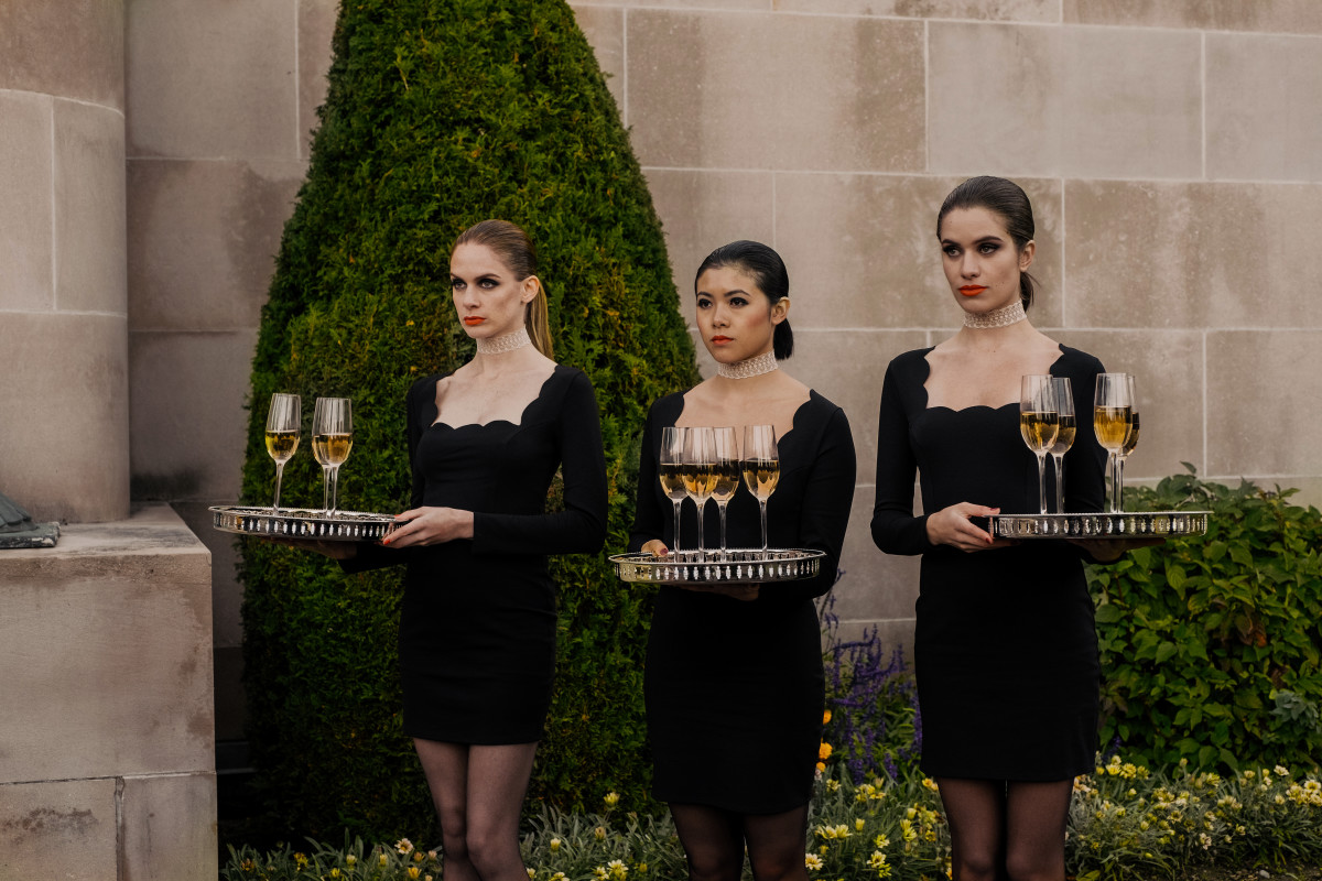 The maids.Photo: Eric Zachanowic/2019 Twentieth Century Fox Film Corporation