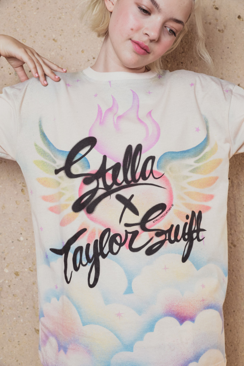Stella x Taylor Swift. Photo: TAS Rights Management