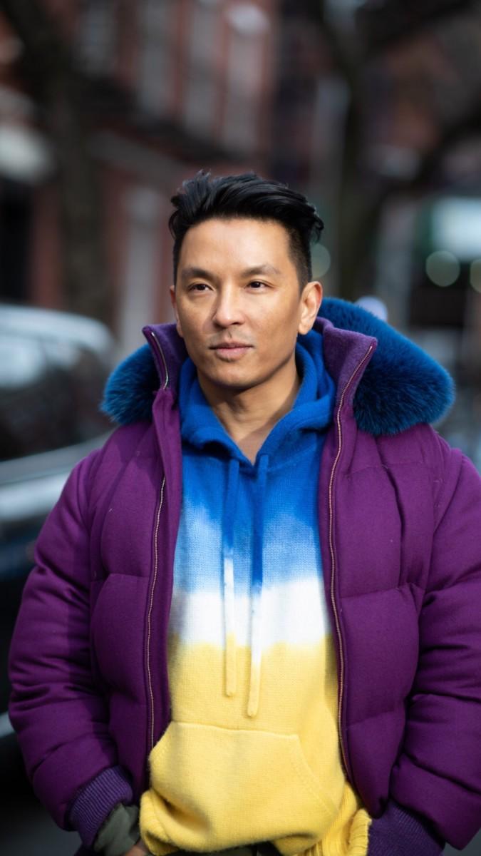 Designer Prabal Gurung. Photo: Courtesy of Prabal Gurung
