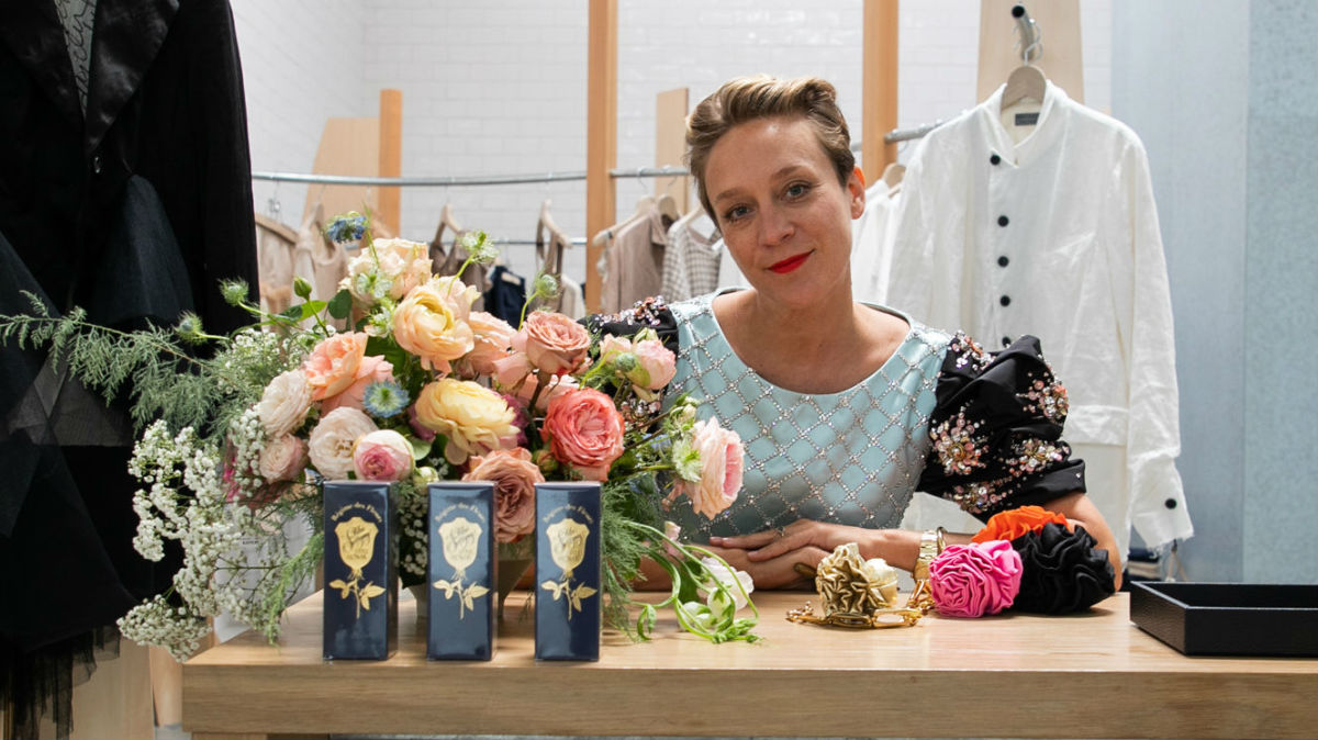 Chloë Sevigny on Collecting Perfume Bottles, Her Favorite '90s Scents and CBD