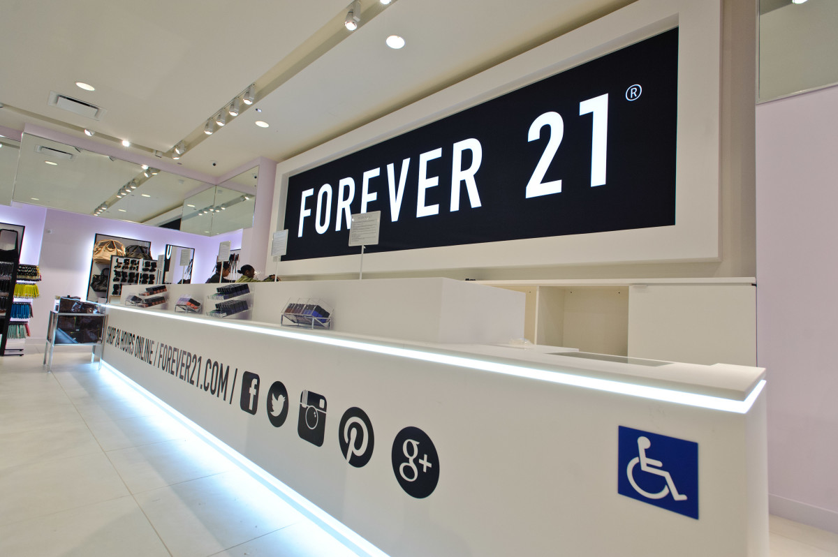 Photo: Timothy Hiatt/Getty Images for Forever 21