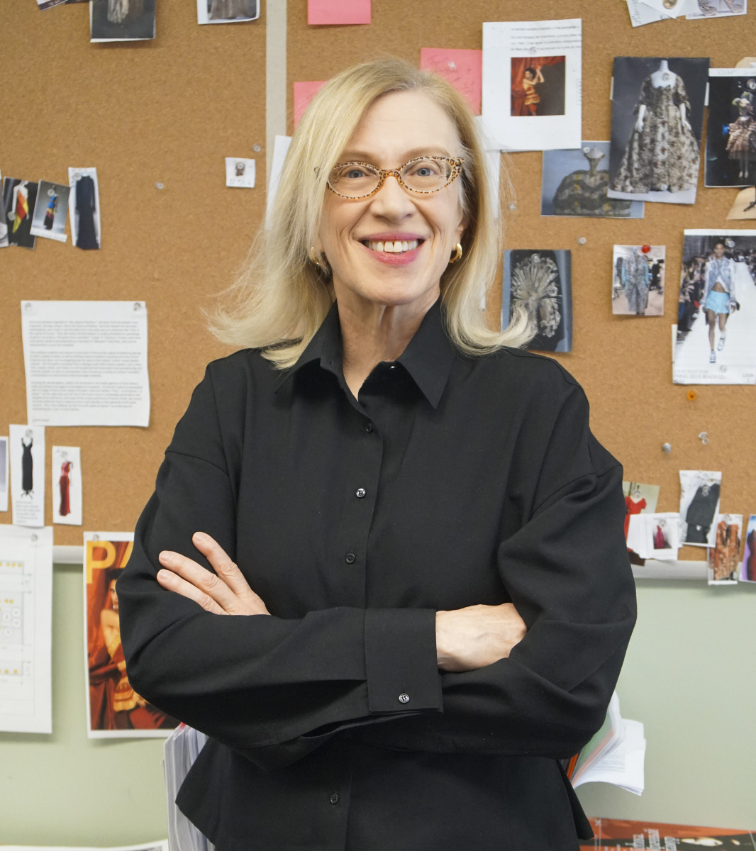 Dr. Valerie Steele. Photo: Courtesy of FIT
