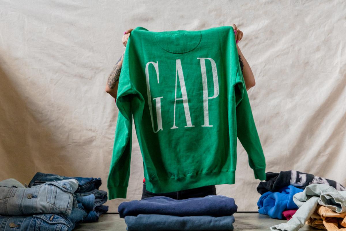 Gap x Atelier & Repairs. Photo: Courtesy of Gap