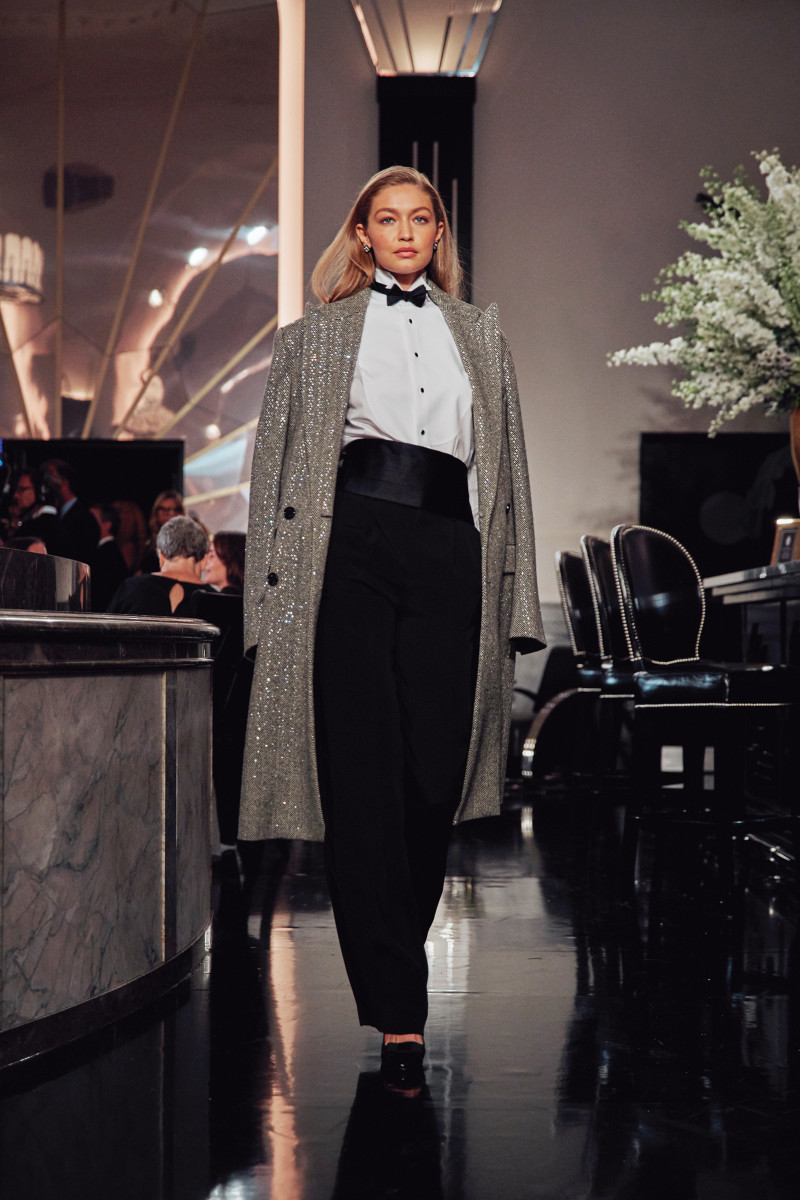 A look from the Ralph Lauren Fall 2019 collection. Photo: Courtesy of Ralph Lauren