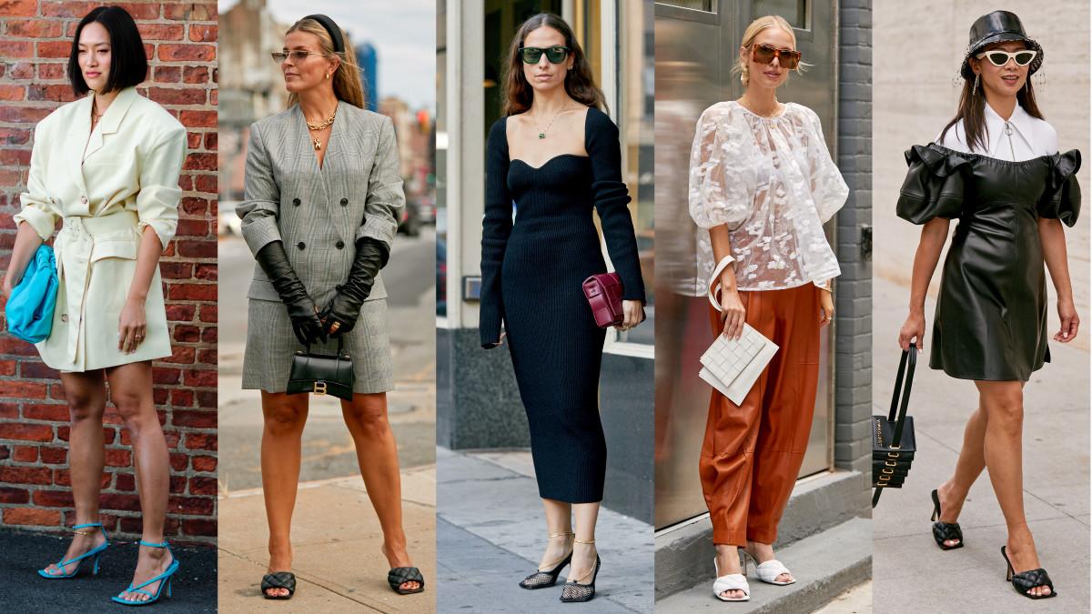New York Fashion Week 2020 Dates.Bottega Veneta Bags And Shoes Were Everywhere On Day 2 Of