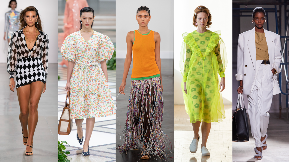 Fashion Trends 2020.8 Top Trends From The New York Spring 2020 Runways Fashionista