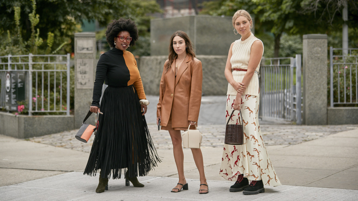 The Best Street Style Looks From New York Fashion Week Spring 7