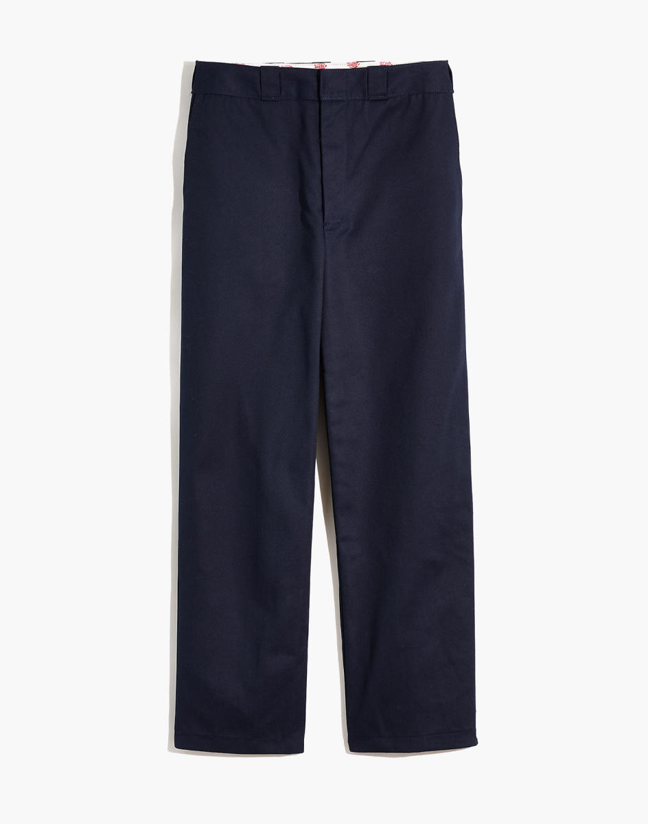 Madewell x Dickies® Twill Pants, $78, available here.