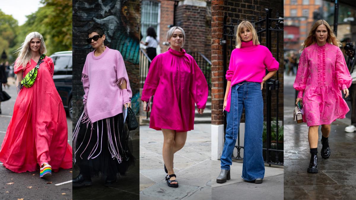 On the street at London Fashion Week Spring 2020. Photos: Chiara Marina Grioni/Fashionista