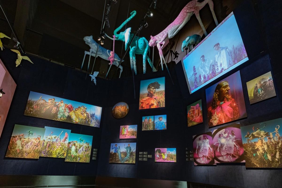 Tim Walker's New Exhibit at London's Victoria & Albert Museum Is His Biggest Yet