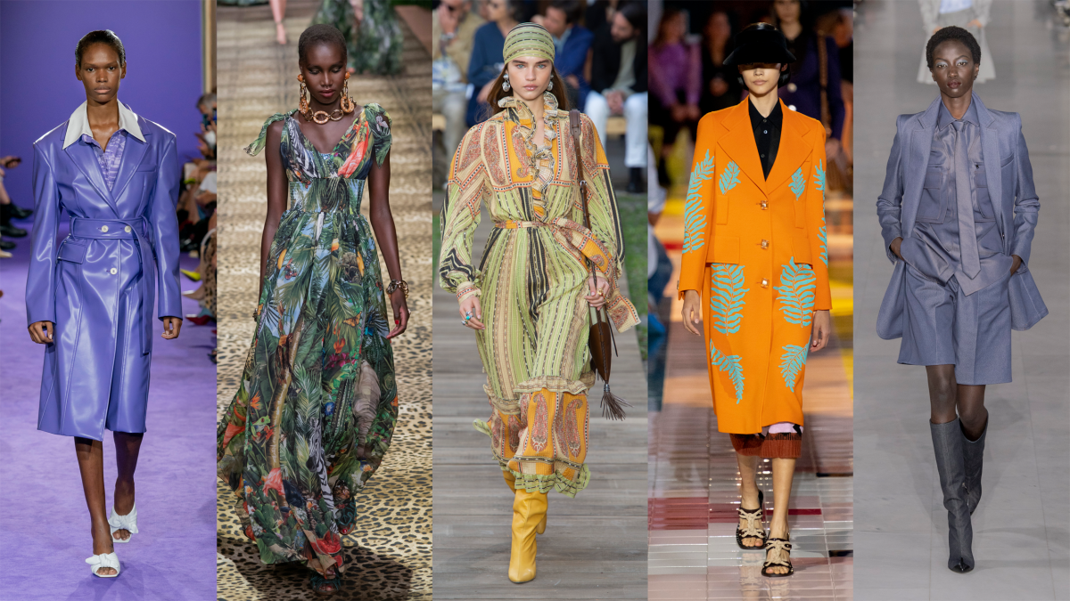 2020 Fashion Trends.7 Standout Trends From The Milan Spring 2020 Runways