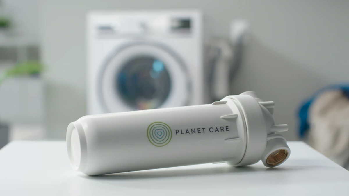 Planet Care Washing Machine Filter Subscription, $11 a month, available here.
