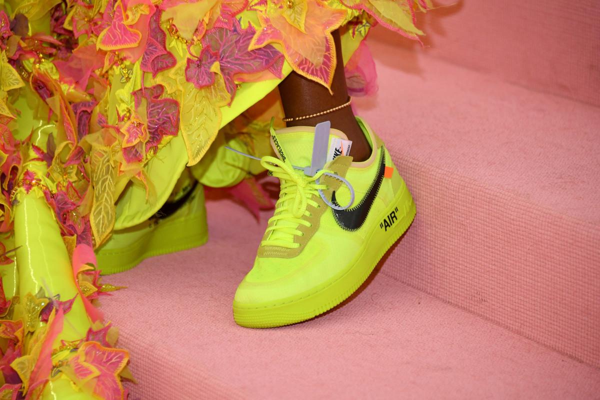 Serena Williams at the 2019 Met Gala. Photo: Dia Dipasupil/FilmMagic