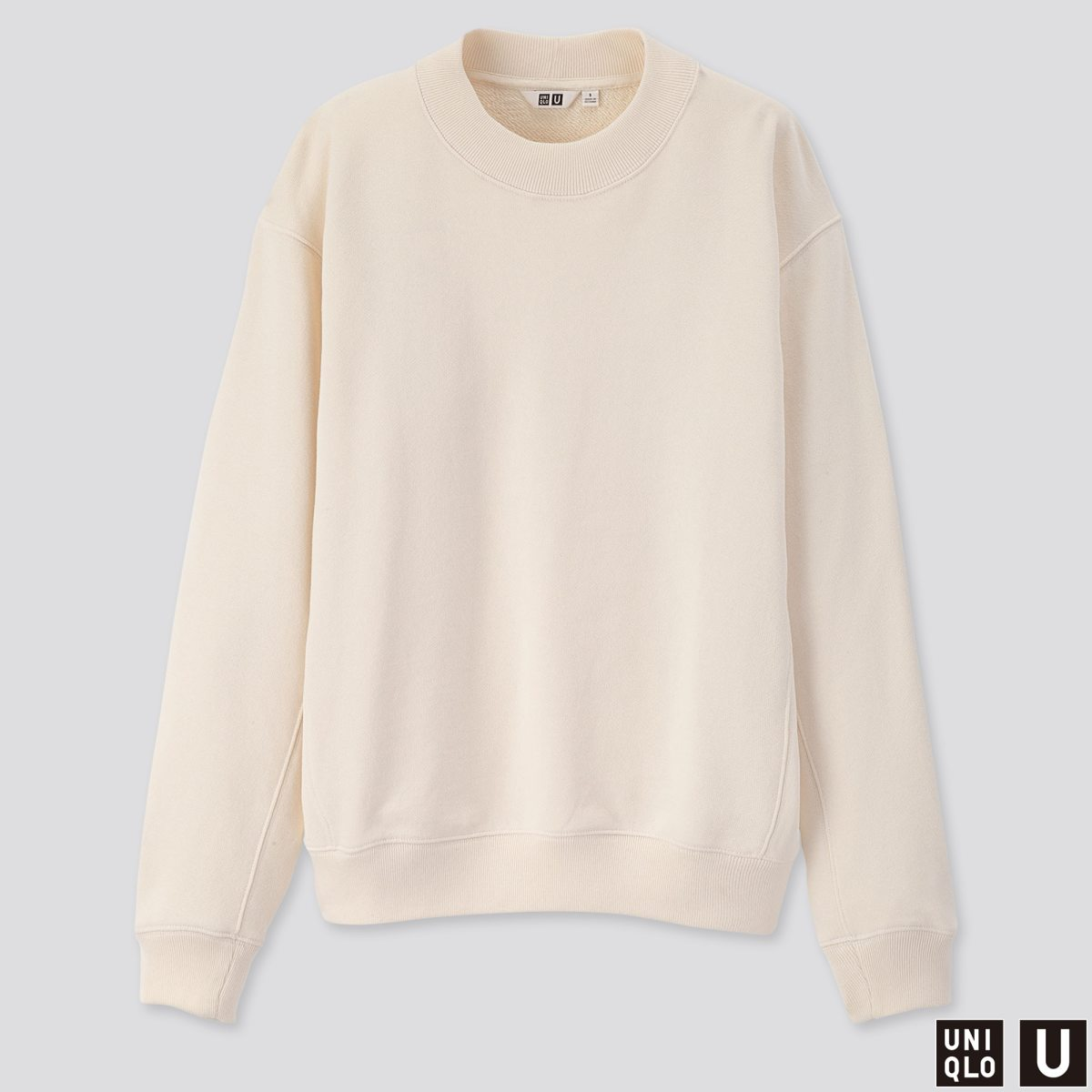 Uniqlo U Long-Sleeve Sweat Pullover, $29.90, available here.