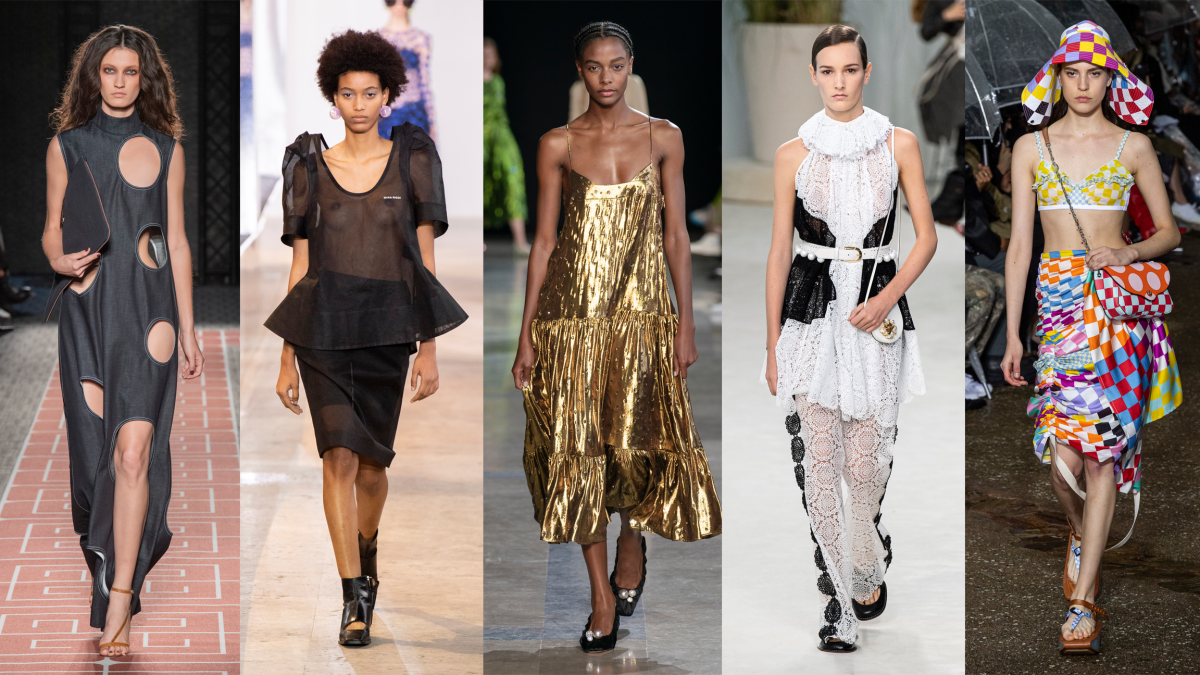 8 Top Trends From The Paris Spring 2020 Runways Fashionista