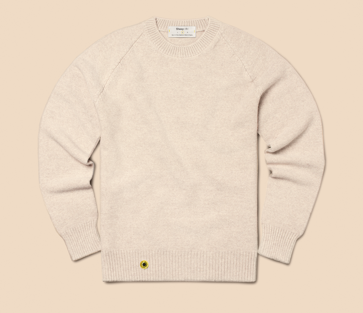 A Sheep Inc. sweater. Photo: Courtesy of Sheep Inc.