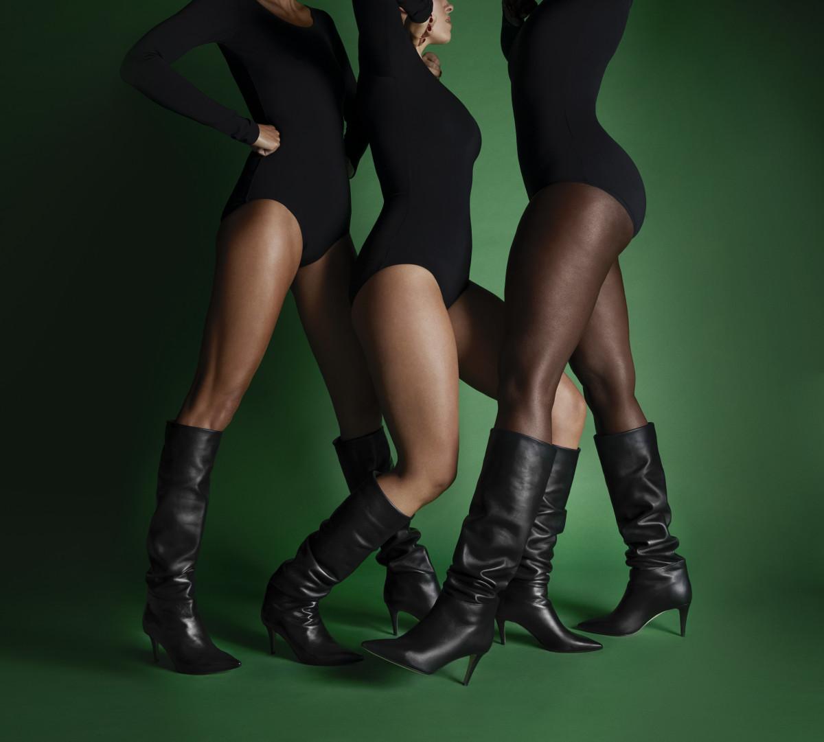 An image from Tamara Mellon's New Icons campaign. Photo: Courtesy of Tamara Mellon