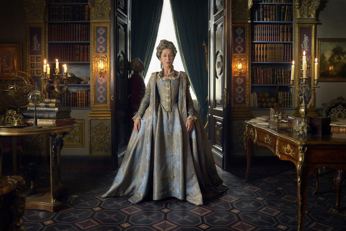 Catherine the Great (Helen Mirren). Photo: Hal Shinnie/Courtesy of HBO
