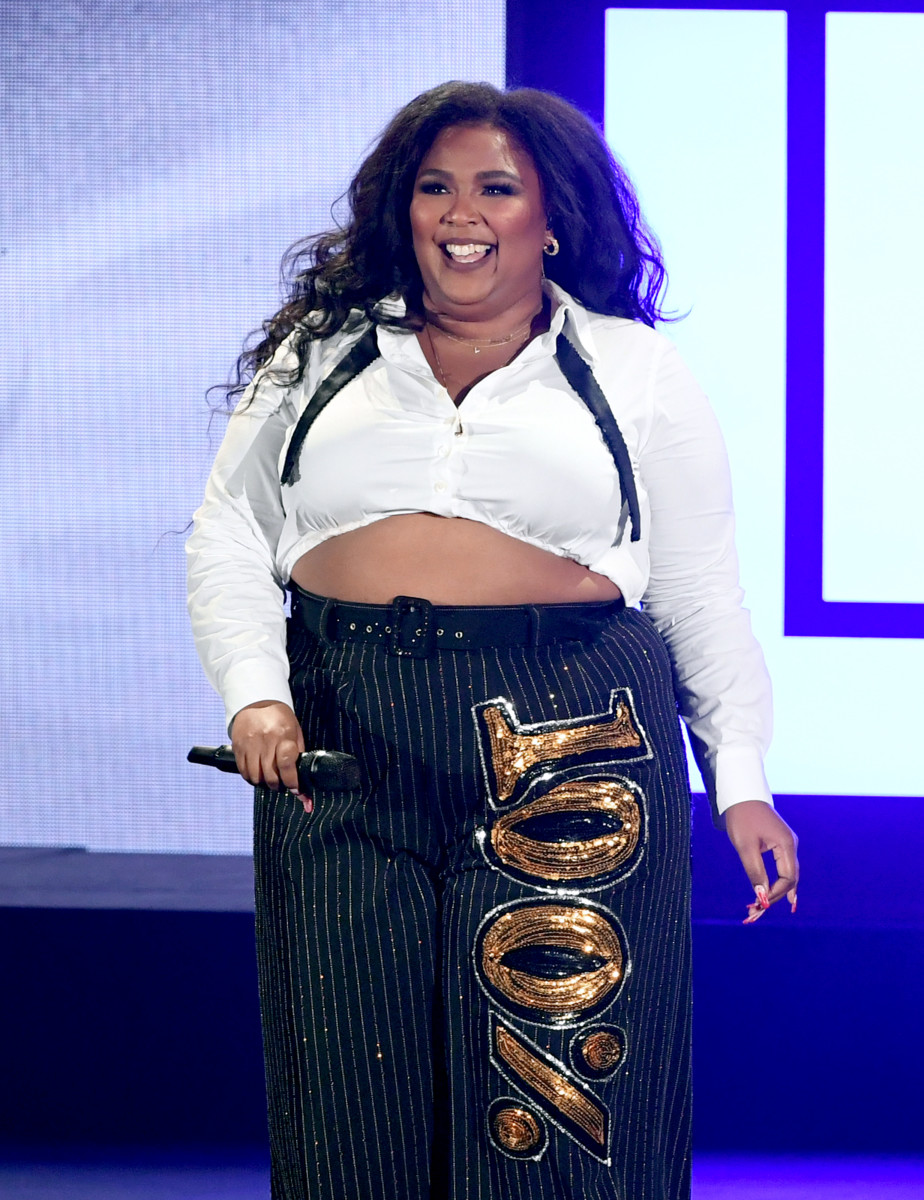 Lizzo at the 7th Annual We Can Survive event at The Hollywood Bowl in Los Angeles, California. Photo: Kevin Winter/Getty Images