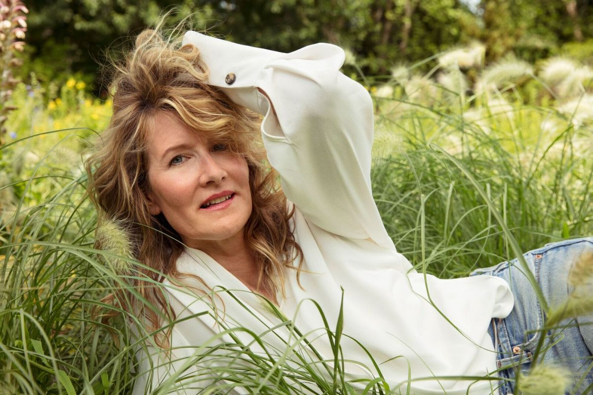 Laura Dern for True Botanicals. Photo: Courtesy