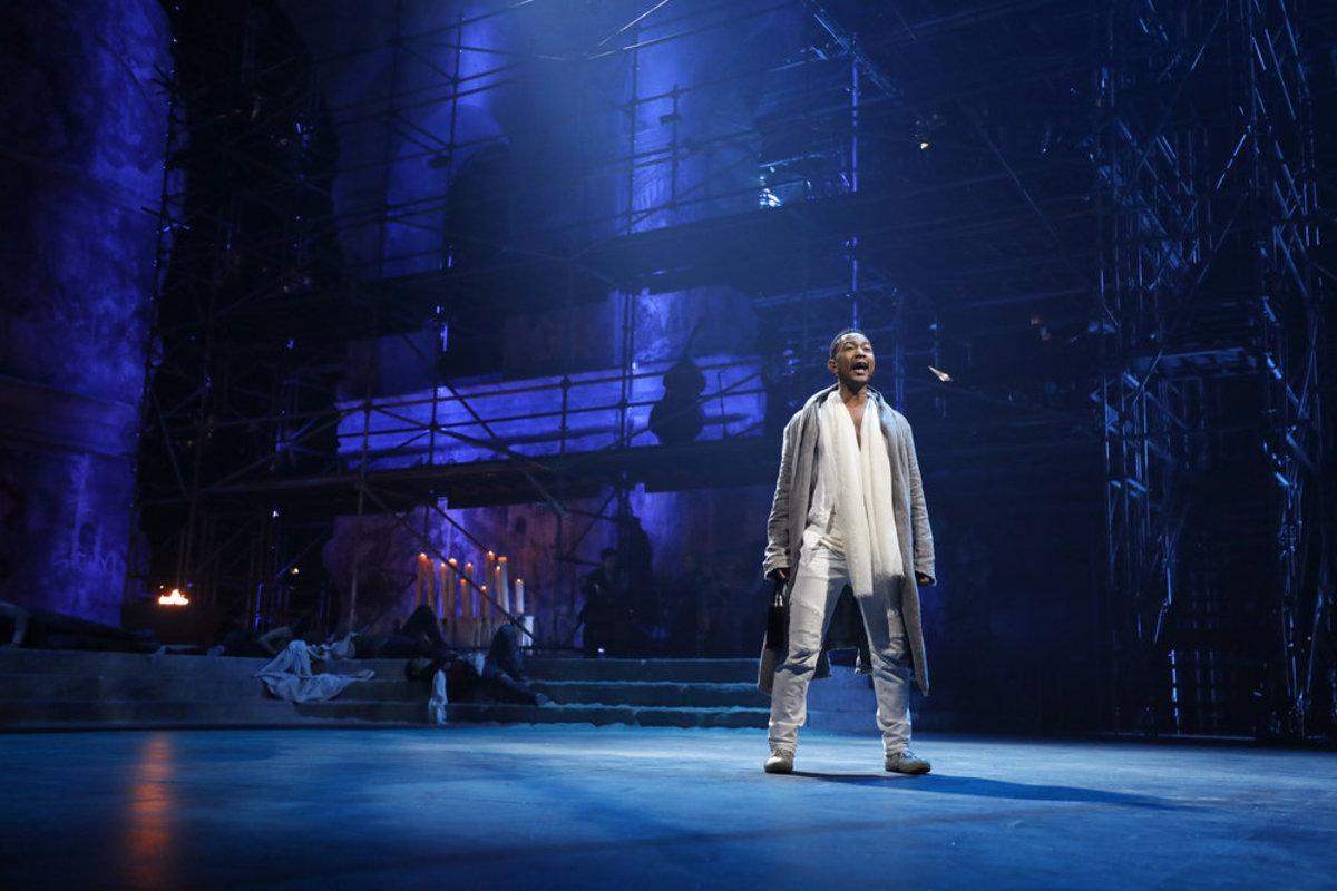 John Legend in 'Jesus Christ Superstar Live!' Photo: Patrick Randak/Courtesy of NBC