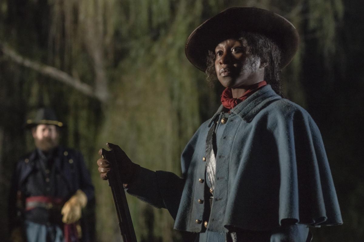 Cynthia Erivo as Harriet Tubman in 'Harriet.' Photo: Glen Wilson/Courtesy of Focus Features