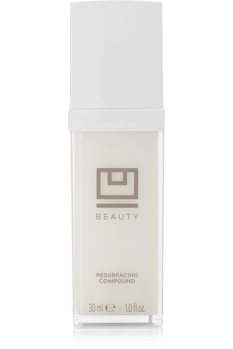 U Beauty Resurfacing Compound, $148, available here.