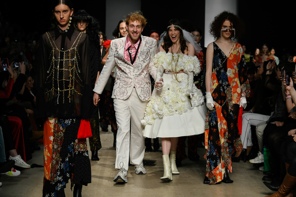 Meet Roma Uvarov The Crazy Designer At The Forefront Of Russian Fashion Fashionista