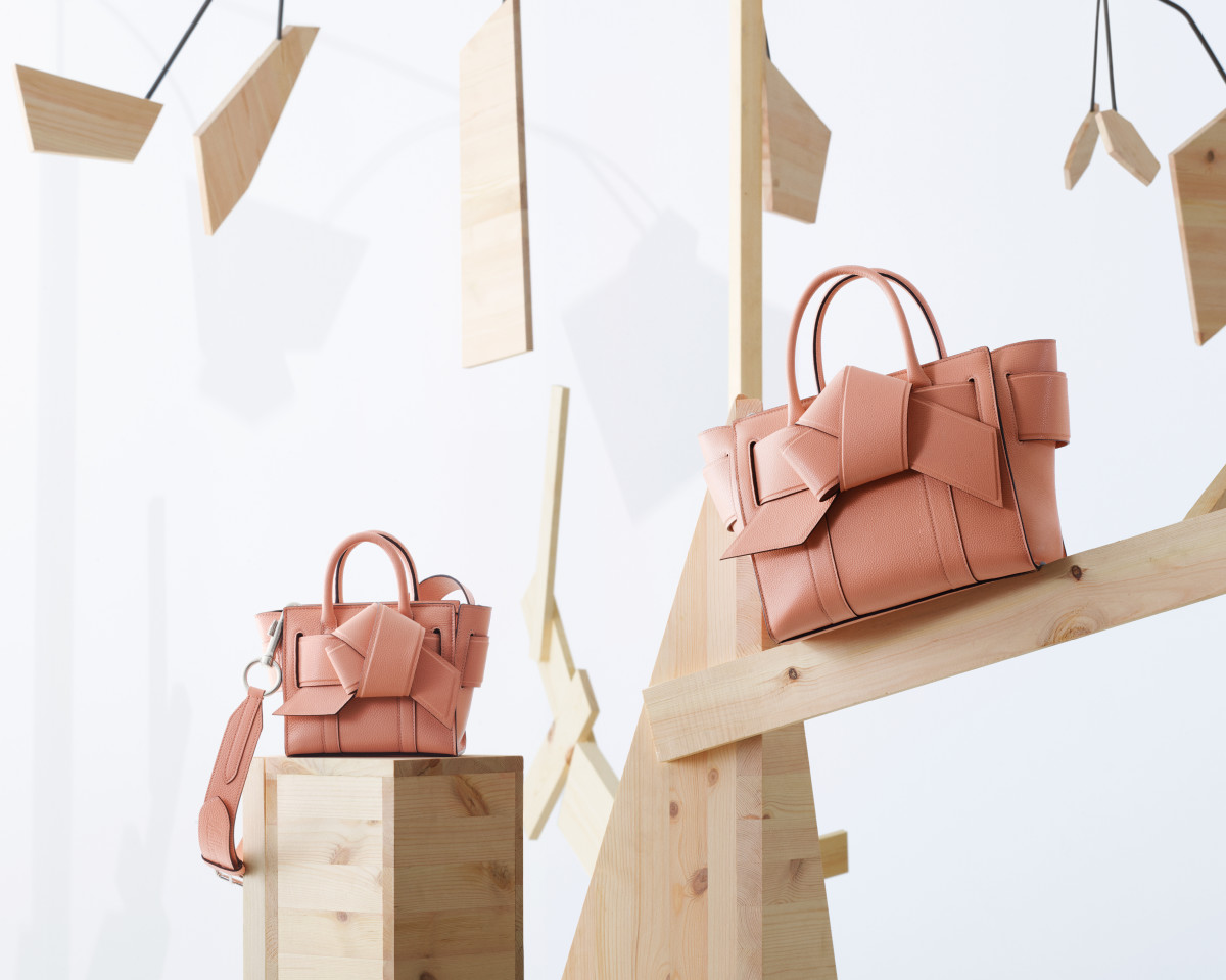 Photo: Courtesy of Acne Studios and Mulberry