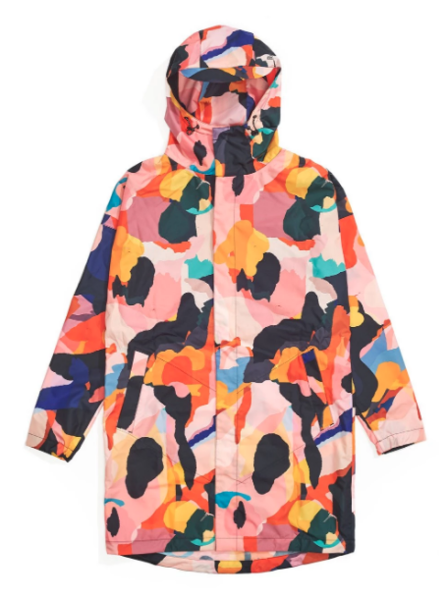 Ponch 111-111 Raincoat, $191, available here.